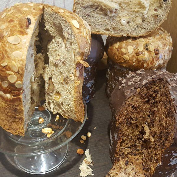 Pan dulce Ayulem