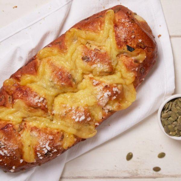 Pan de Maíz Ayulem