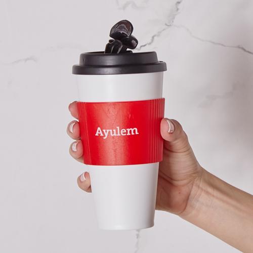 vaso reutilizable Ayulem